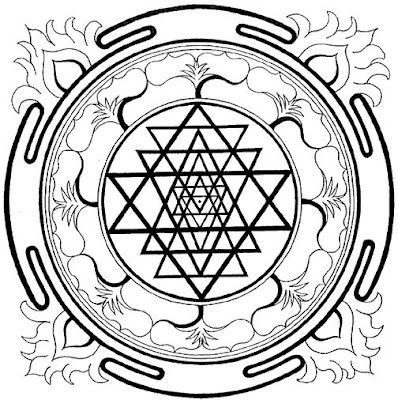 Mandalas Para Pintar Sacred Geometry Sacred Geometric