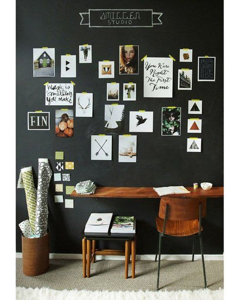 Love The Wall Of Art Interior Inspiration Wall Decor
