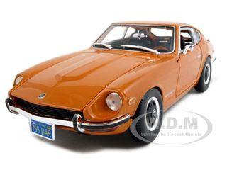 1971 Datsun 240z Orange 1 18 Diecast Model Car By Maisto Diecast Model Cars Datsun 240z Car Model