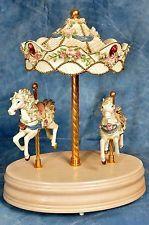 Wurlitzer Carousel Horse Music Box Horse Pony Carousel The San