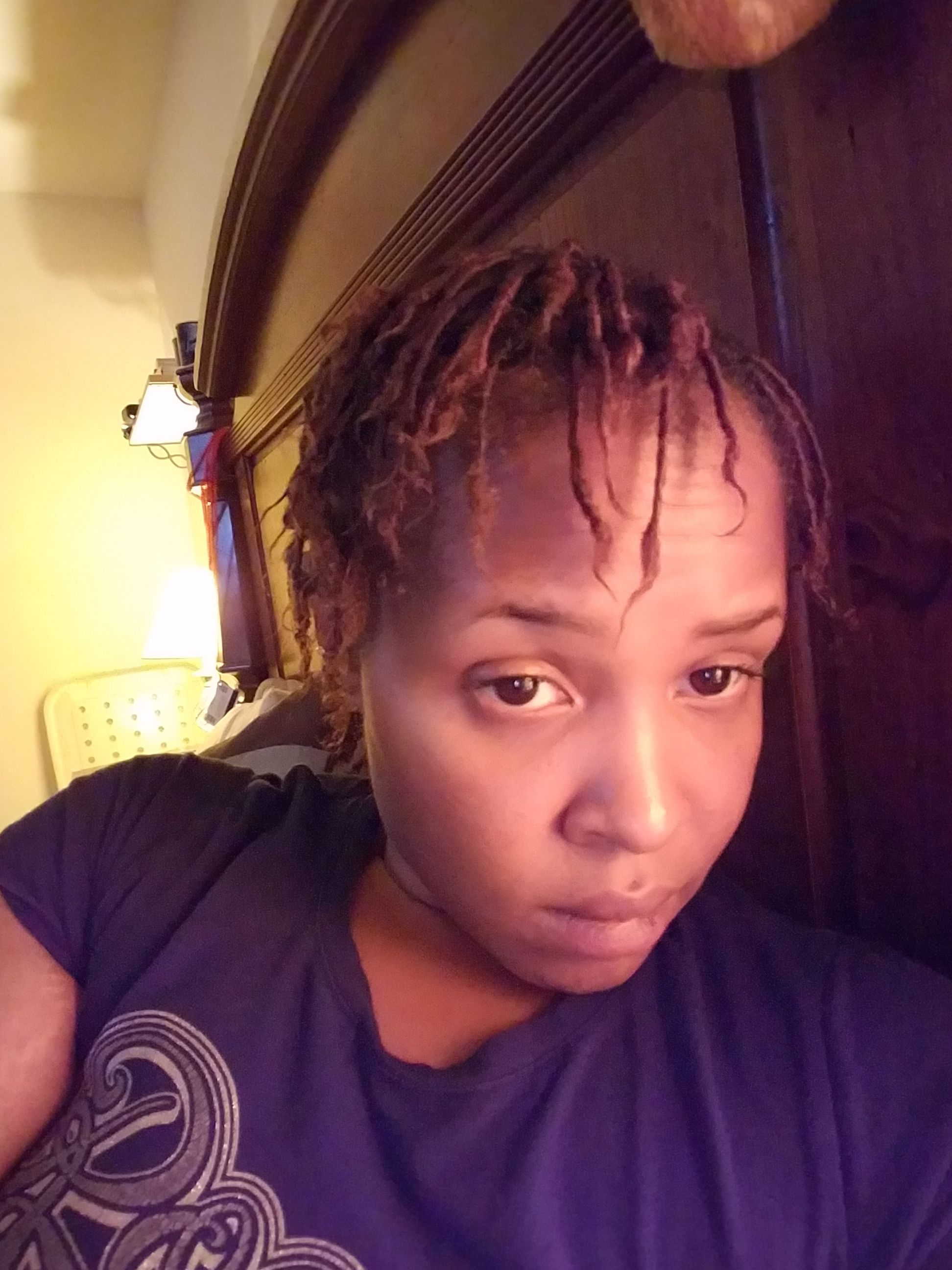 Into My First Week Of Starter Locs And My Straight Ends Locs Hairstyles Natural Hair Styles Hair Styles