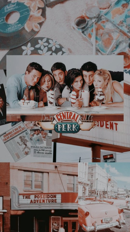 99 Lockscreens Tumblr Friends Wallpaper Friends Poster Friends Series