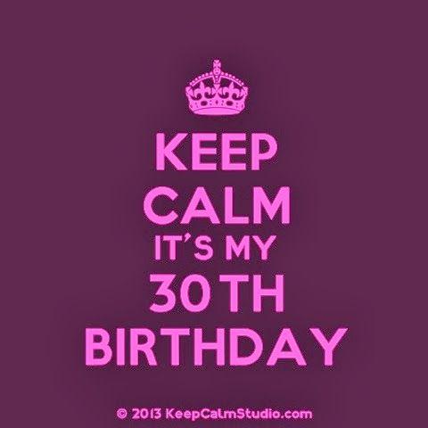 Desireestyles4u: The Big 3-0 Birthday Weekend!!
