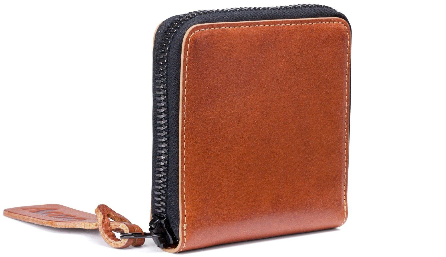acne tab wallet