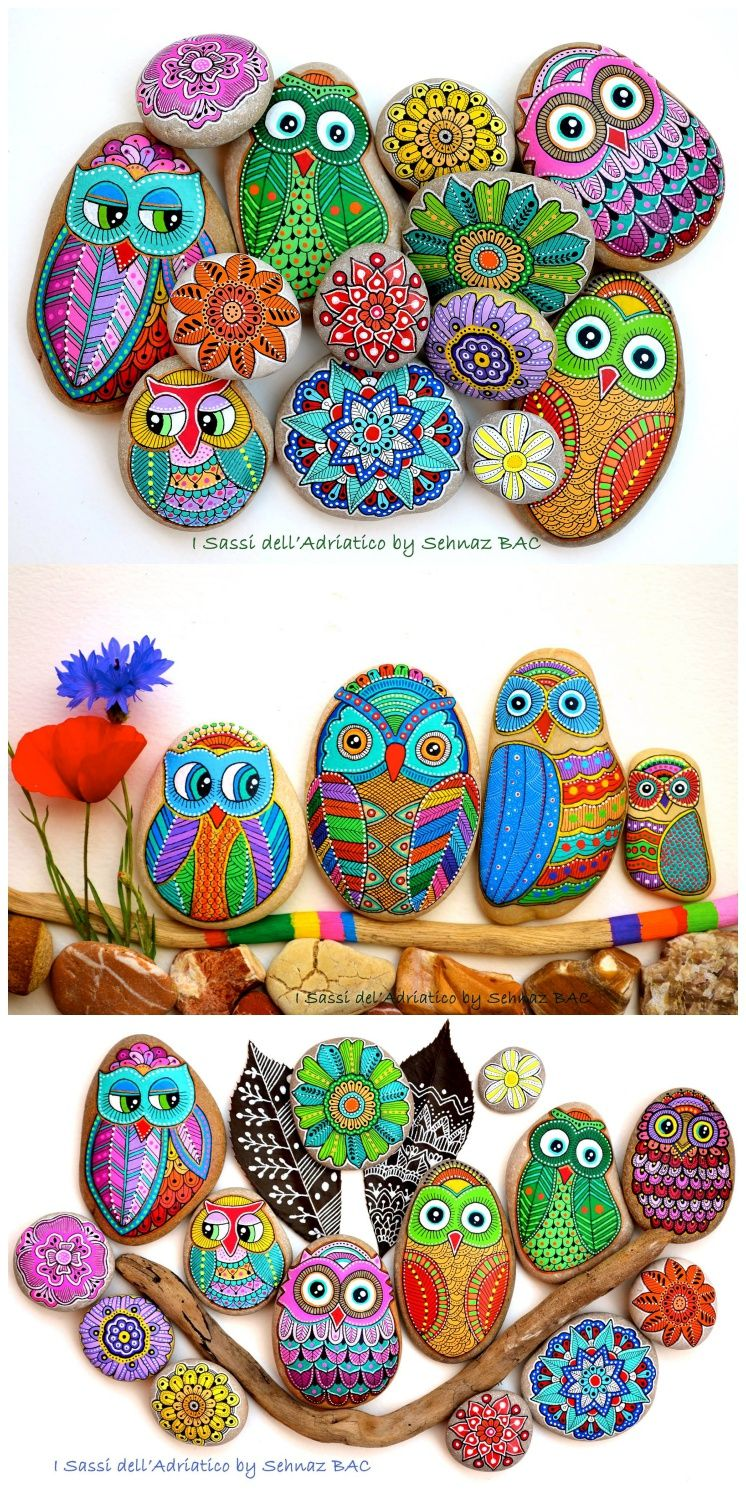 rock crafts ideas 30 adorable owl craft ideas for your next project craft 2845