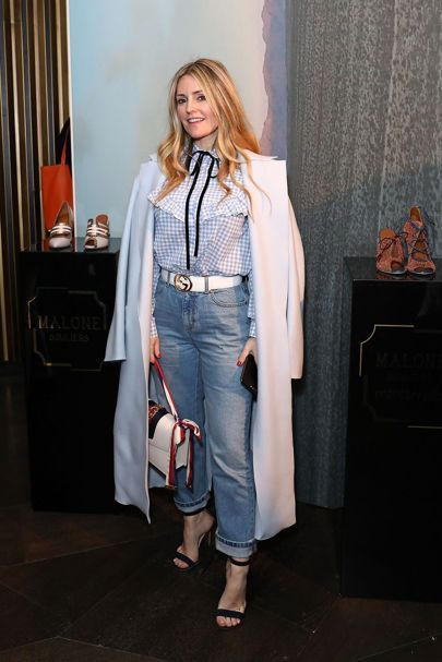 London Fashion Week: Front Row And Parties Gallery Pictures   British Vogue