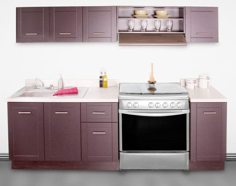 Aunque sea peque a puede estar muy bien equipada - Cocinas muy pequenas ...