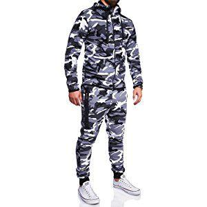 MT Styles Trainingsanzug mit Zipper Sportanzug R-7039