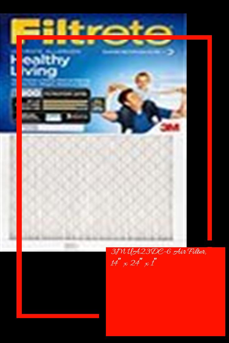 3M UA23DC6 Air Filter, 14″ x 24″ x 1″ homeservice