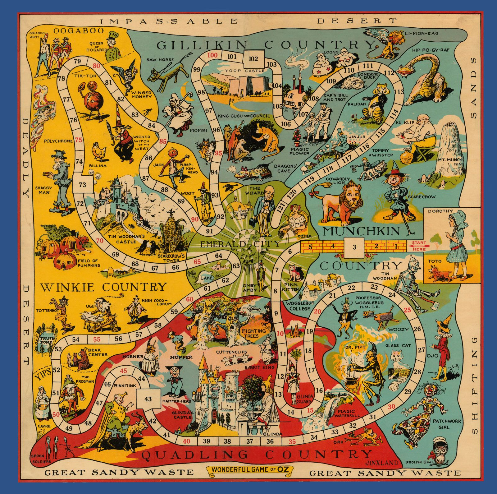 11 Vintage Board Games We Wish We Could Play Right Now  - CountryLiving.com