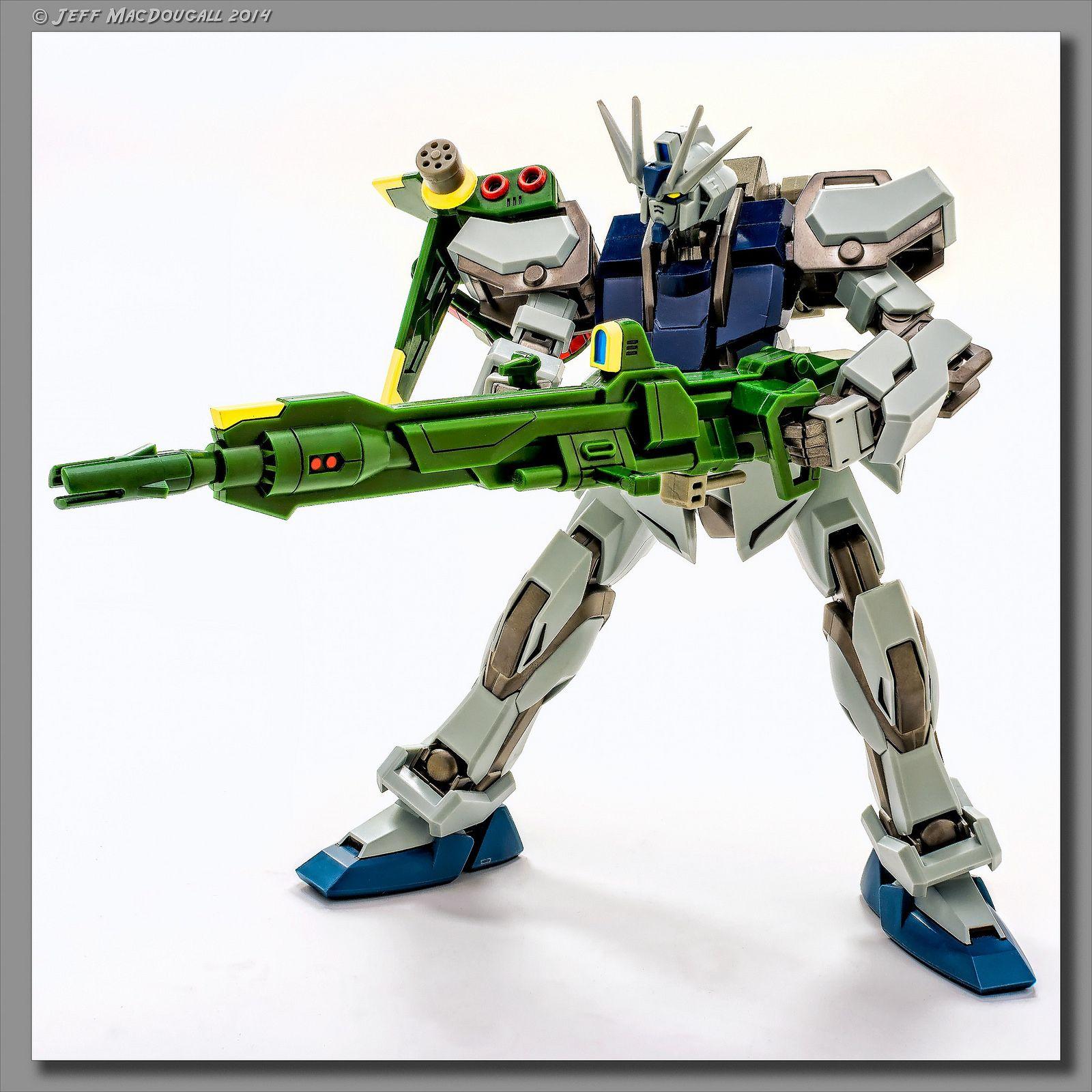 Launcher Strike Gundam Strike gundam, Gundam, Bandai
