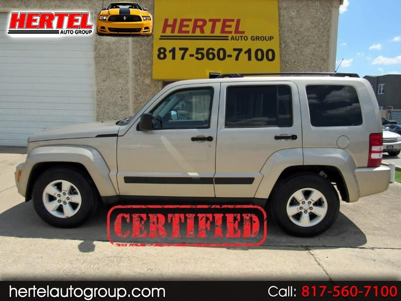 And Liberty For One Only One Lucky Person Is Going To Get To Drive Home In This Cute As A Bug In A Rug Certified 2 Used Suv Jeep Liberty Sport Suv For Sale