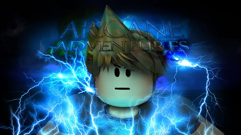 Arcane Adventures [ PreAlpha v7.5 ] ROBLOX Roblox