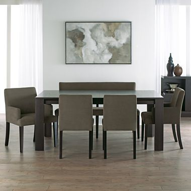 Jcpenney Dining Room Chairs Sling Back Studio Tribeca 6 Pc Set Living
