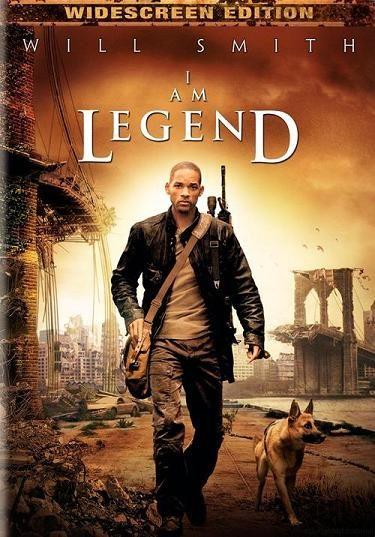 Will Smith in movie I ...