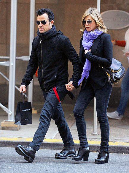 Aniston boyfriend jennifer and David Schwimmer's