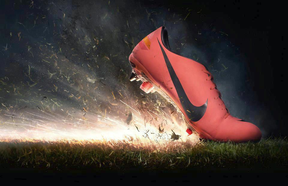 on Shoes ads, Nike ad, Nike boots