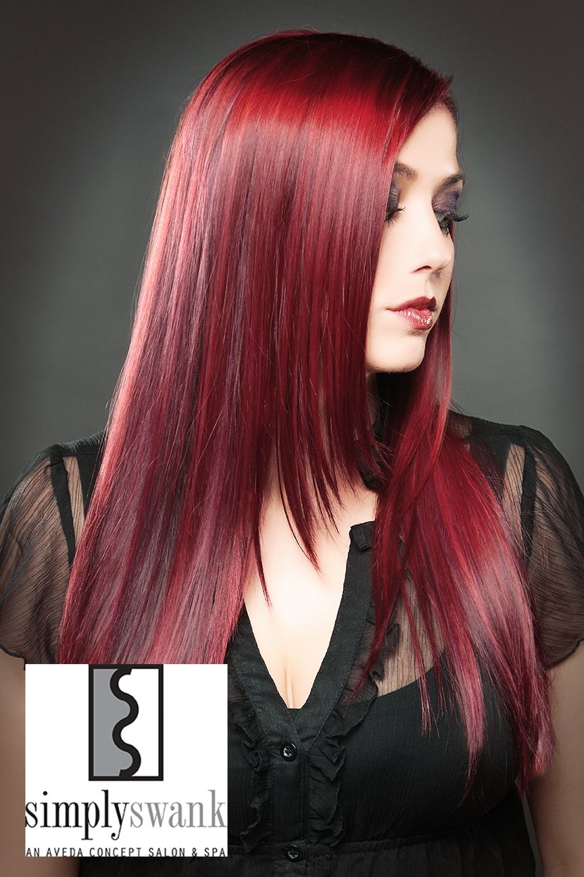 Hair Color, Hair Styles, Aveda Salon, Hudson Ohio Salon, Red Hair ...