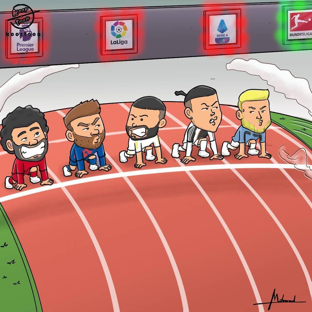 Fc Bayern Cartoon