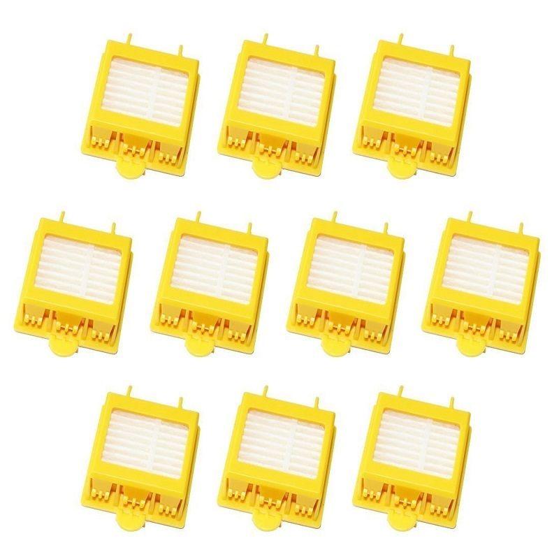 10 개 hepa 필터 청소 교체 도구 키트 irobot roomba 700 series 760 770 780 790 무료 배송