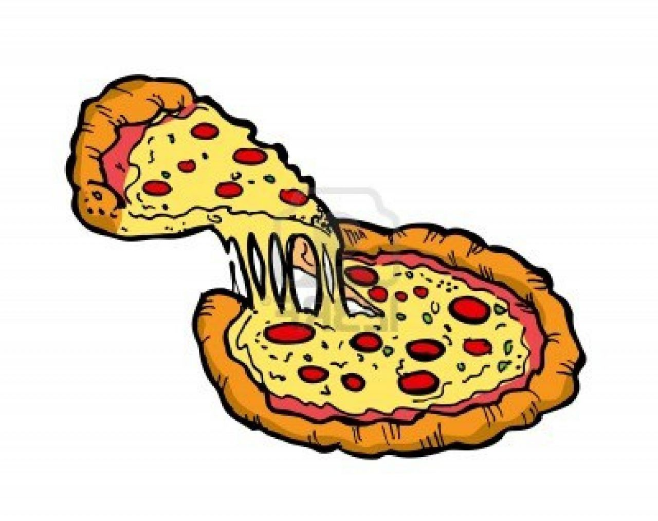 hight resolution of pizza pie clip art clipart panda free clipart images