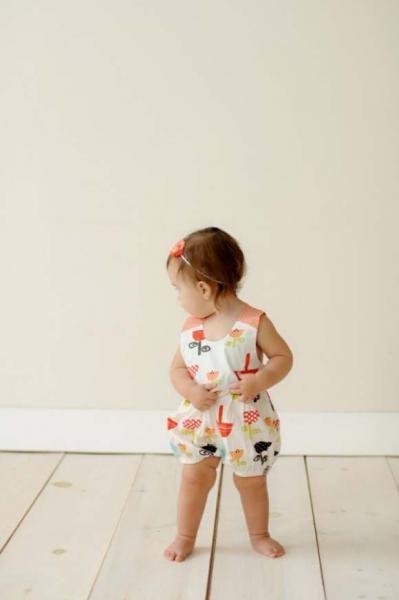 Baby Romper - Lemonade Couture