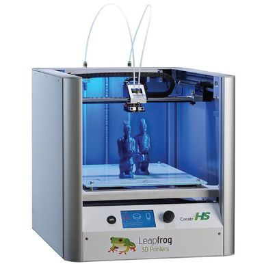 Leapfrog Creatr HS 3D Printer Dual Extruder A-01-74