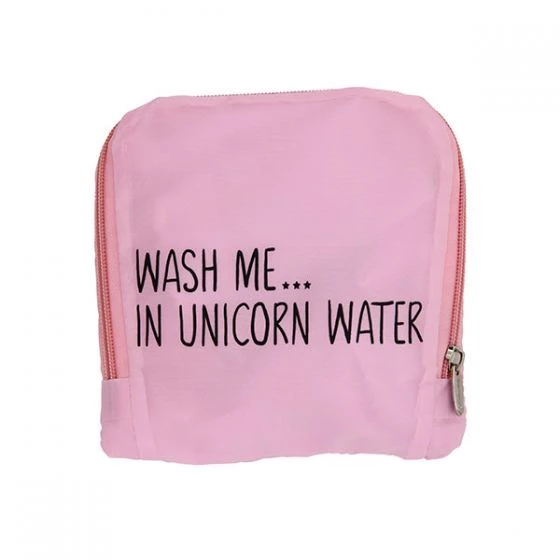 Miamica Laundry Travel Bag Pink Unicorn Travel Bags Bags Unicorn