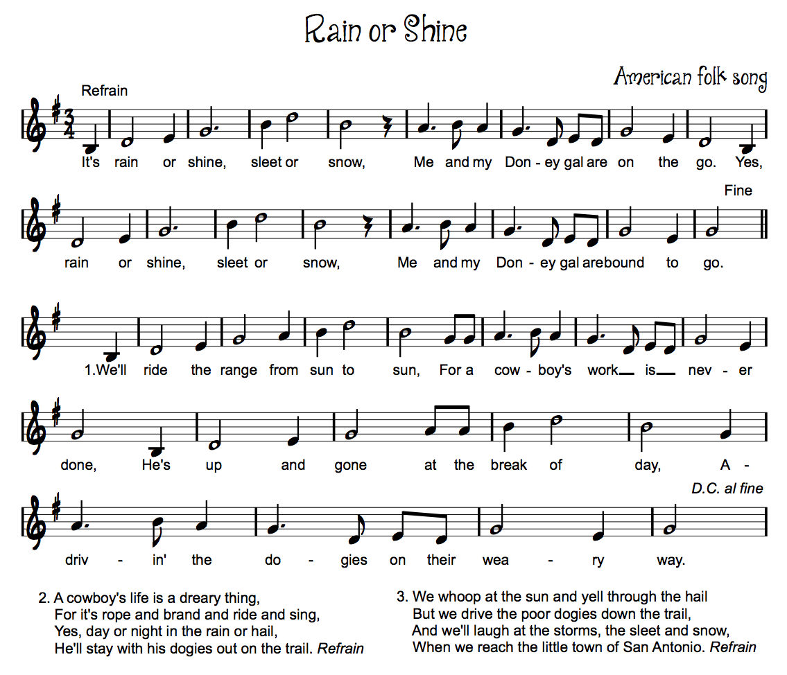 Beth S Music Notes Best List Of Folk Songs To Be Found