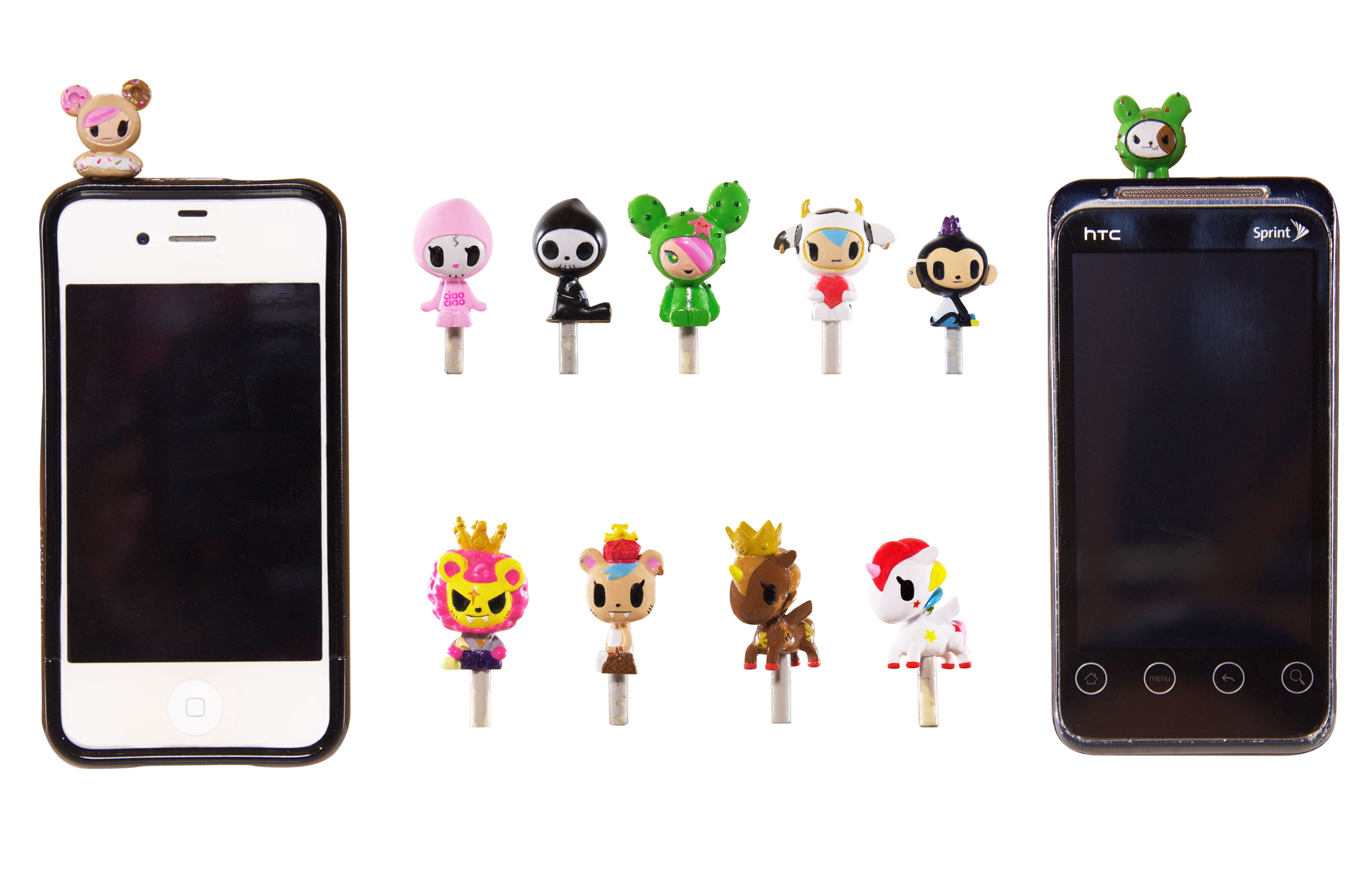 Spice up your phone with these funky accessories from Tokidoki! | TOKIDOKI PHONEZIES (box of 30 pieces) |  Find out more about this product here: http://wamli.com/shop/tokidoki-phonezies-box-of-30-pieces/ | #MyWamli #crazy #funky #cool #quirky #unique #tokidoki #brand #mobile #phone #accessories #smartphone #iphone #android #gadgets #gizmos #online #onlineshop #onlineshopping #ecommerce #shop #shopping #dubai #UAE
