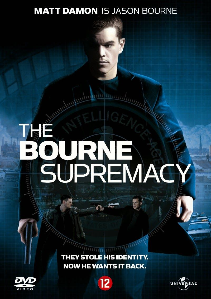 Watch The Bourne Supremacy Online Free Putlocker: When Jason Bourne is  framed for a CIA operation gone awry, he is forced to resume his former  life as a ...