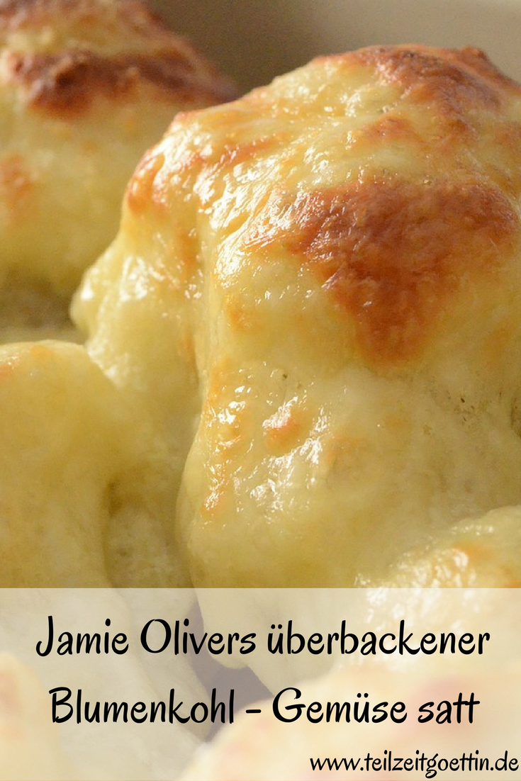 Photo of Jamie Oliver's baked cauliflower – vegetables full