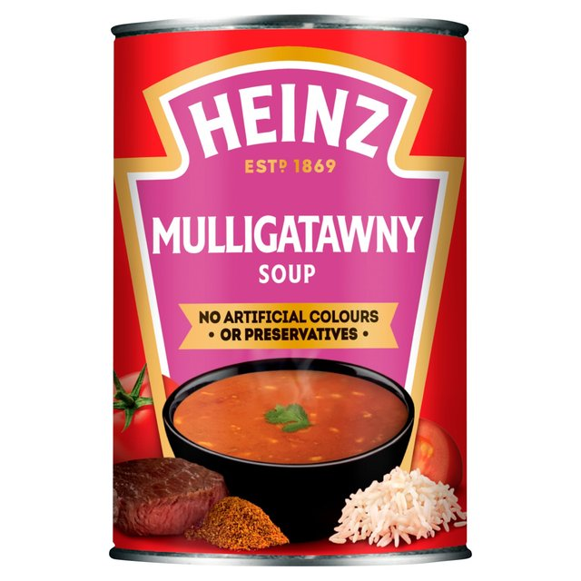 Heinz Classic Mulligatawny Soup Mulligatawny Dog Food