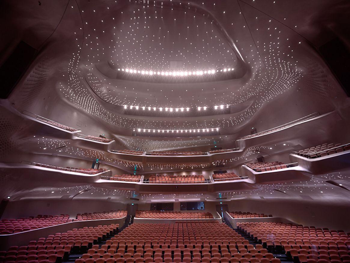 Guangzhou Opera House, China