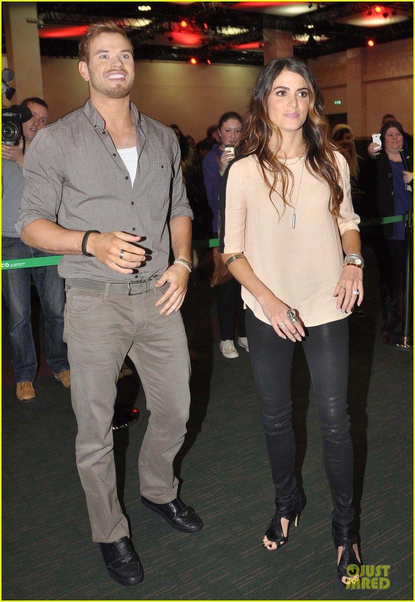 Kellan Lutz & Nikki Reed: 'Twilight Saga: Breaking Dawn ...