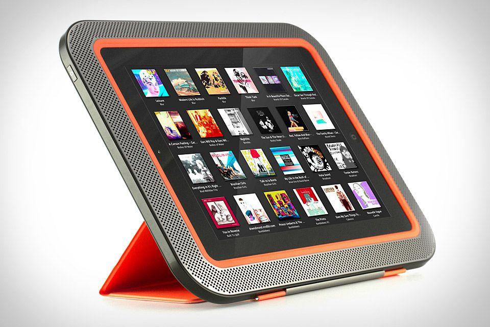 Ora iPad Sound System // Súper volumen para tu iPad. #Gadgets