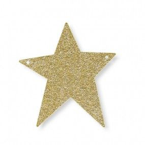 Estrela Glitter