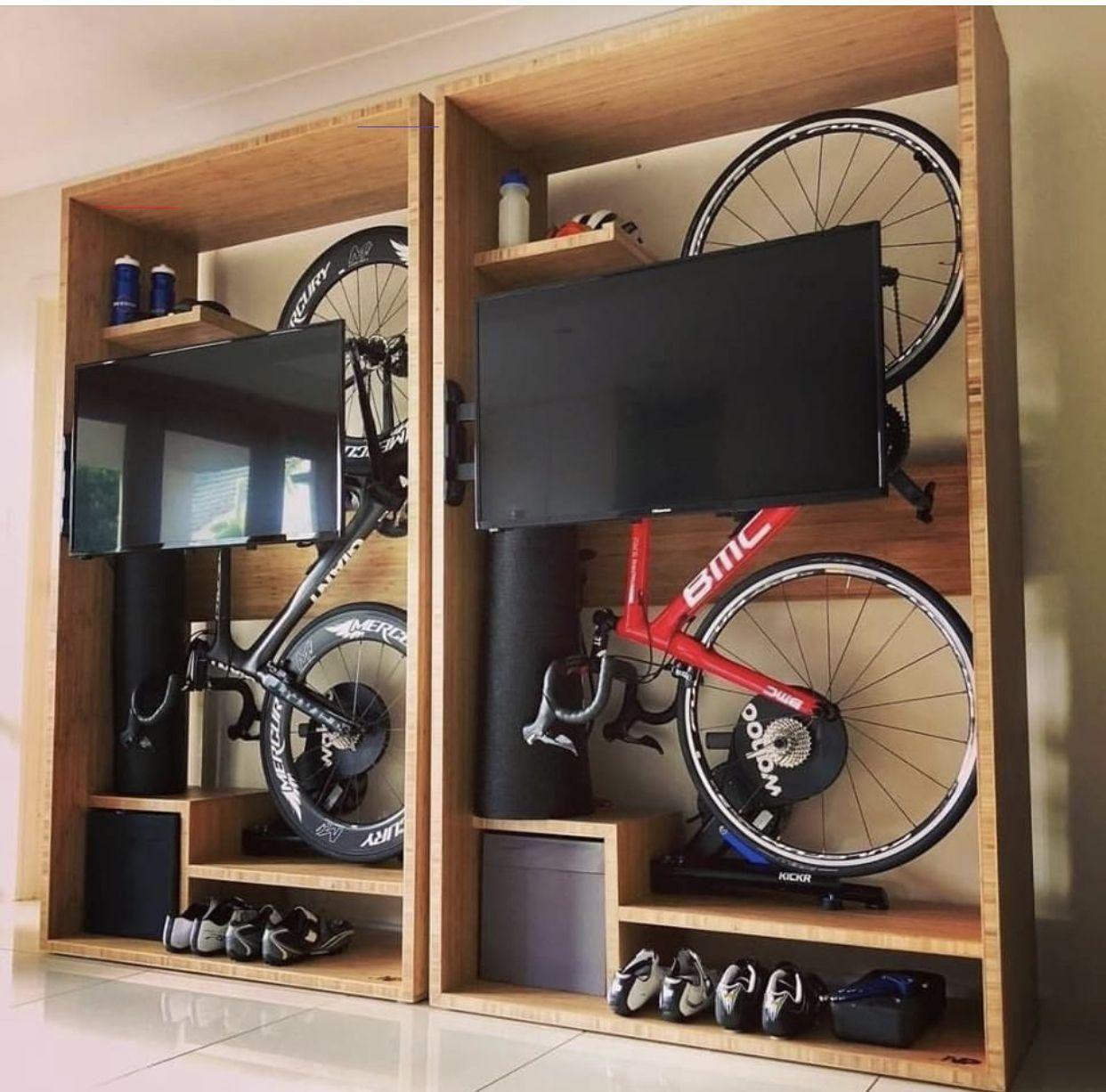 #bikestorageapartment in 2020 | Bike storage apartment ...