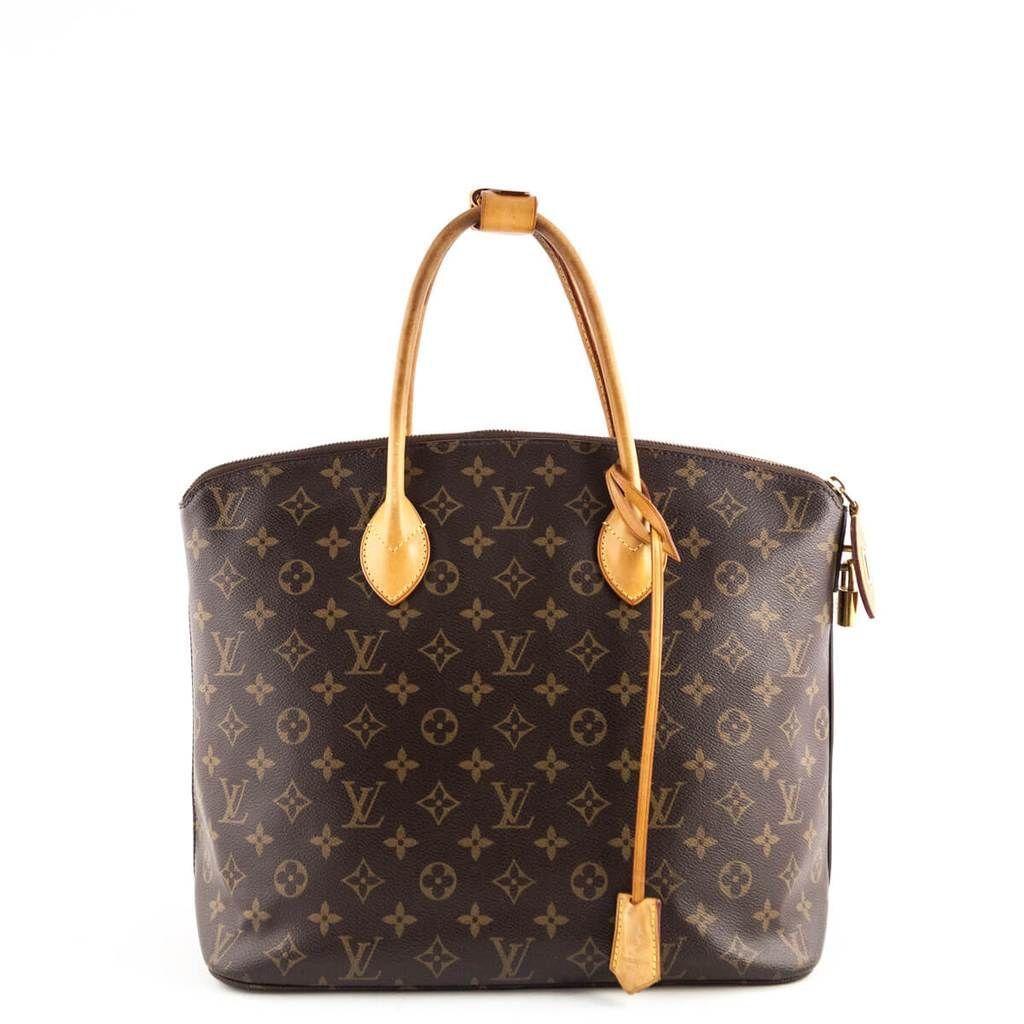 Louis Vuitton Monogram Lockit Pm Love That Bag Preowned Authentic Designer Handbags 1850 Cad