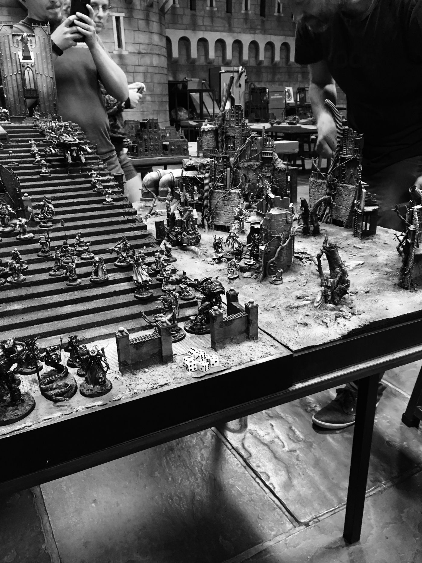 + The =P= Game + in 2020 Warhammer terrain, Wargaming
