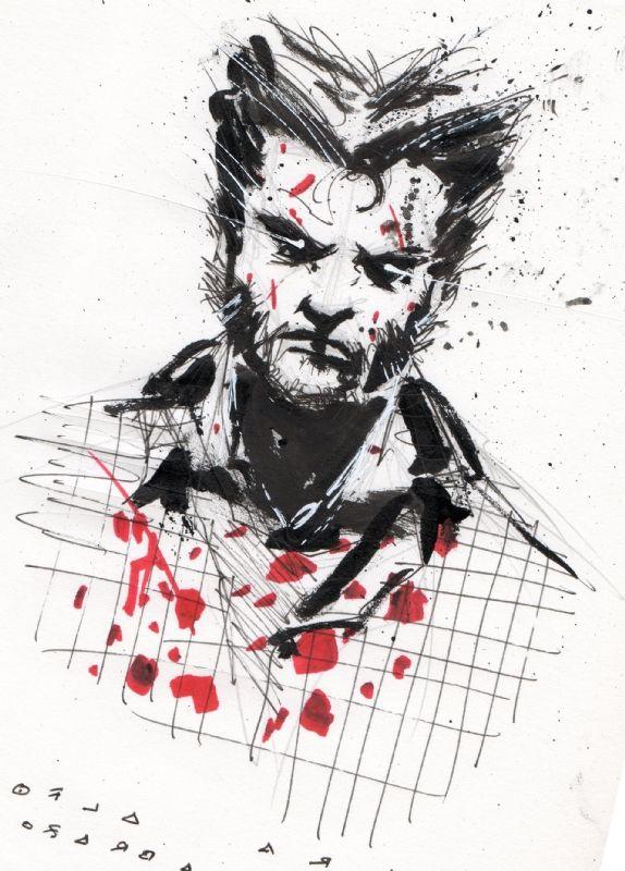 Wolverine by David Aja