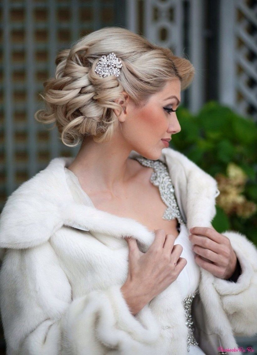 Best wedding dresses for short hair  Hairdressing Made Easy Through These Simple Tips  Medium hair