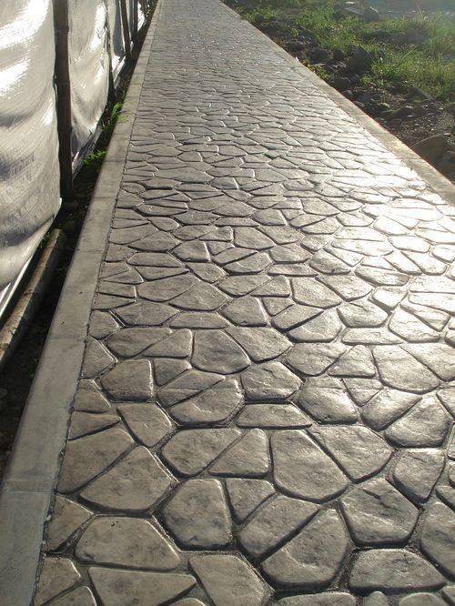 Resultado de imagen para pisos de exteriores rusticos mi for Piedras para patios exteriores