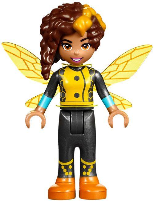 Loose LEGO DC Super Hero Girls Lashina Minifigure