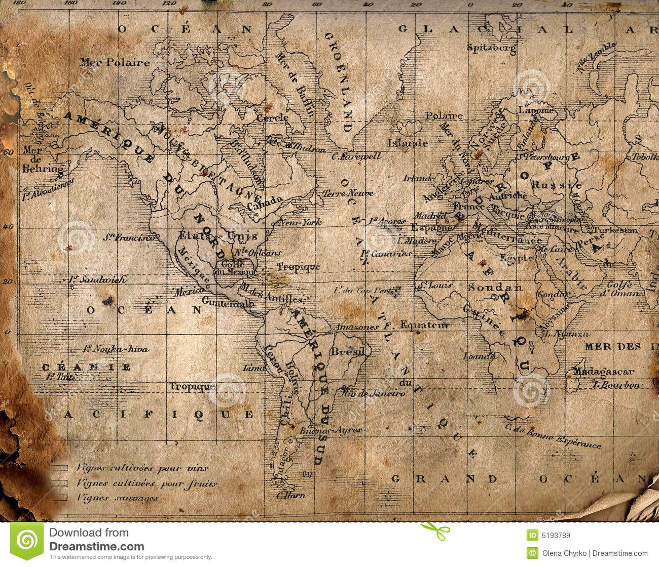 Early world maps royalty free stock images ancient map of the early world maps royalty free stock images ancient map of the world gumiabroncs Gallery