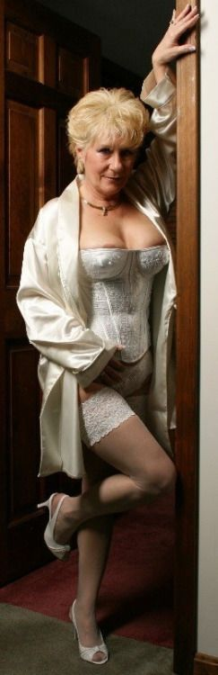 Mature elegant sophisticated milf