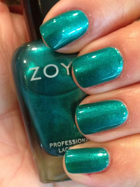 Zoya Giovanna -Zoya Fall 2013 Satin Collection Nail Colors | Nail ...