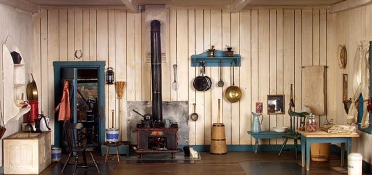 16 Intricate Miniature Rooms #miniaturerooms
