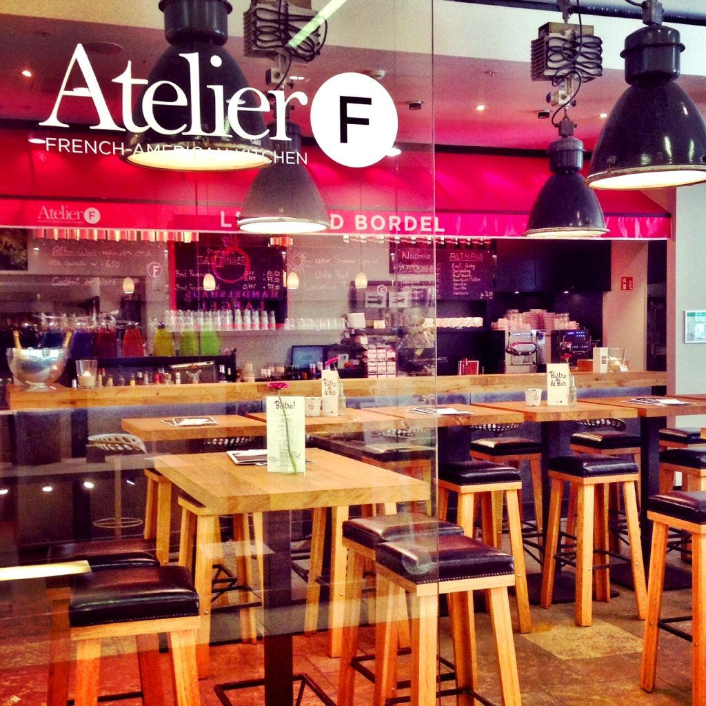 Amerikanische Restaurants Hannover Burger Atelier F – French American Kitchen | Amerikanisches ...