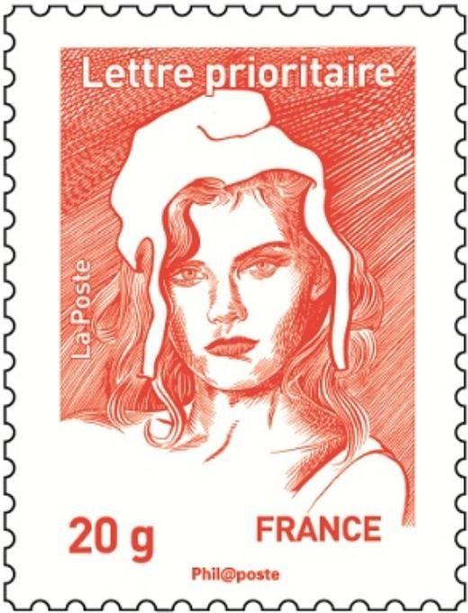 philat lie nouveau timbre poste marianne 2013 projets la marianne de vial 1 laposte. Black Bedroom Furniture Sets. Home Design Ideas